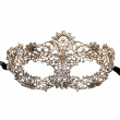 1PC Gold Silver Sexy Lace Eye Mask Party Masks For Masquerade Halloween Venetian