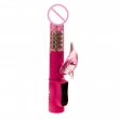 12 Speeds Passion Rabbit Pink Jack Rabbit Vibrators Waterproof Vibrator Vibration