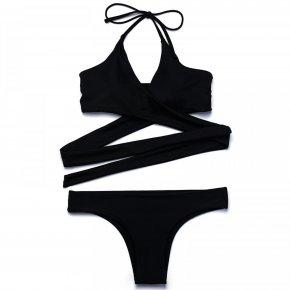 Trangel swimwear 2017 women bikini sexy swimsuit low waist bottom bikini set XS