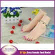 New Size 37 Girls Foot Simulation Fake Foot Fetish Real Skin Female Feet Sex Puss