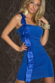 blue lingerie corsets