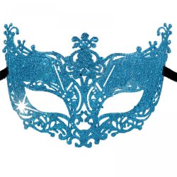 5 Colors New Halloween Party Mask Masquerade Mask Dress Venetian Eye Carnival Festiv