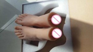 Real skin sex dolls whith vaginal masturbation full silicone life size fake feet