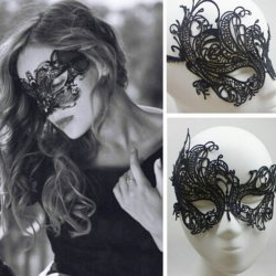 1PCS New Sexy Lace Eye Mask Party Masks For Masquerade Halloween Venetian Costumes