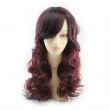 Fashion Ombre Wavy Lace Front Wig Glueless Long Natural wig