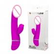 Pretty Love Sex Toys For Women 30 Speed Silicone Dildo Vibrator Dual Motors Magic