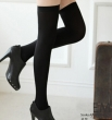6 Colors Cosplay Velvet Stockings Preppy Style silk Stockings (buy one and get