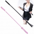 New Horse Whip Sex Spanking Knout Pu Leather whip With Sword Handle Lash Fetish