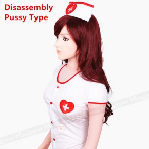 MizzZee Inflatable Sex Dolls With Disassembly Vagina And Water filled Breast, Blowu