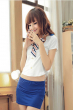 Office lady style Sexy Lingerie for Japanese sex doll