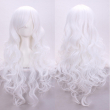 fast shipping women wigs ombre wig white natural hair resistant synthetic wigs