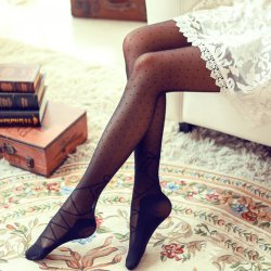 2017 Spring Summer Sexy Women Tights Silk Black Stockings Female Nylon Pantyhose