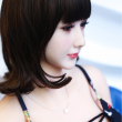 New arrived short wigs 165cm japanese women silicone sex love dolls