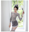 Do Not Disturb French Maid Lingerie Costume