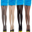 15 d single gears velvet pantyhose women thin sexy silk stockings