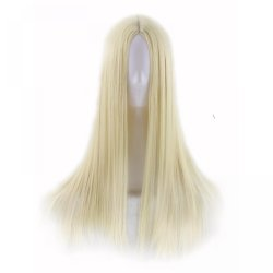 high quality women wigs natural hair resistant synthetic wigs long straight wig