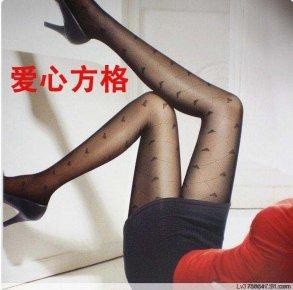 Fashion New Women Silk Stockings Pantyhose Ribbed Over Sexy Slim Tights Women Girls