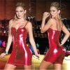 2017 Women Sexy Lenceria Suspenders Zipper Costumes Underwear Erotic Sexy Lingerie