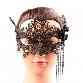 1PCS Eye Mask Women Sexy Lace Venetian Mask For Masquerade Ball Halloween Cospla