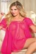sexy rose dress