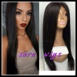 Cosplay wigs Fast Delivery African American Wigs Natural Black Long Yaki Straight