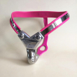 Chastity Belt 3 Color Stainless Steel Male Chastity Device with Cock Cage Male Sex