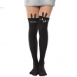 New Fashion Women Over Knee Stocking Women Slim Bodycon Thigh-High Elastic Sexy