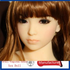 125cm Real Silicone Sex Dolls Inflatable Naked Woman Love Doll, Male Masturbator