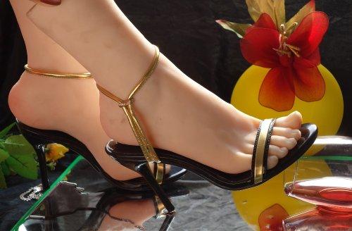 Sex Doll Fake Silicon Women Foot fetish Feet Foot Fetish Worship Foot Toys Fake