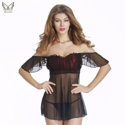 Erotic lingerie sex clothes sexy lingerie women hot erotic lingerie langeri Negligee