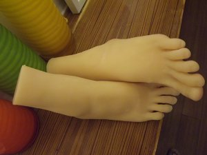 New 3D girls high heel ballerina foot feet fetish sculpture model footjobs toys
