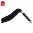 Davidsource Lint Whip With Beaded Acrylic Handle Flogging Spanking Toy Punish Tortur