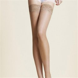 1 Pair Summer style Sexy Women non-slip silicone stocking Thigh High women's Silk