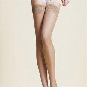 1 Pair Summer style Sexy Women non-slip silicone stocking Thigh High women's Silk