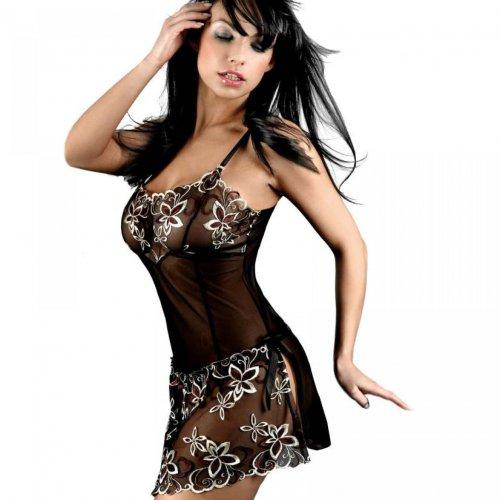 Lingerie Sexy Women Hot Lingerie Ladies Black Women Underwear Sleepwear, Nightgown