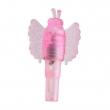 "G Spot butterfly Vibrator vibrator nipple single speed Waterproof 3.5"" mini Sex"
