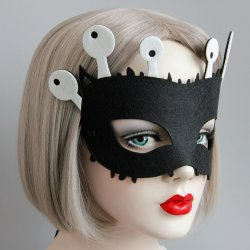 Sexy Elegant Eye Face Mask Masquerade Ball Carnival Fancy Party