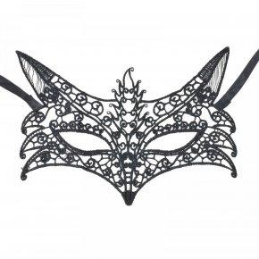 Mysterious Angel 2pic Hot Sale Girls Woman Lady Fashion Black Mask Lace Sexy Ball