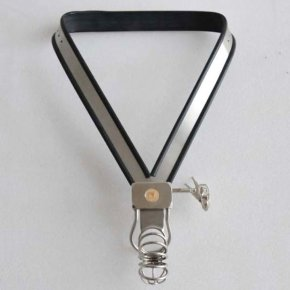 cheap things male chastity device cock cage stainless steel metal chastity belt