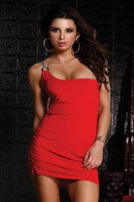 red lingerie corsets