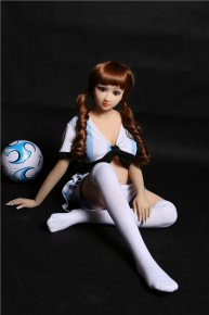 4 feet Cute Football Girl Real Fuck Love Doll