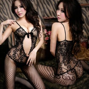 Best seller sexy lingerie Costumes Wrapped Chest Sex Products Toy Netting Intimates