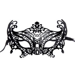 2017 High Quality Women Sexy Mask Venetian Masks Hollow Masquerade Halloween Mask