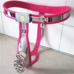 Chastity Belt for Male Stainless Steel Penis Cock Cage Male Chastity Device Steel