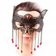 1PCS Black Women Sexy Lace Eye Mask Party Masks For Masquerade Halloween Venetian