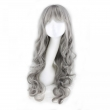 Long Wigs Synthetic Sexy Female Long Haircut Wigs Natural Looking Women Wigs Pelucas