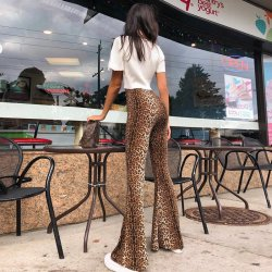 Animal Skin Splatter Mesh Capri Leggings
