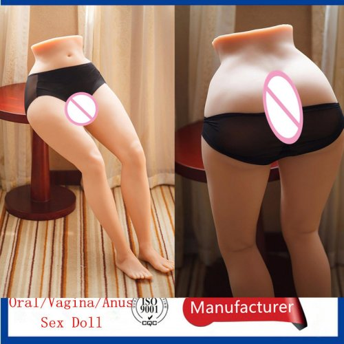 New Real Skin Texture Real Silicone Sex Doll For Men Lifelike Female Silicone Legs