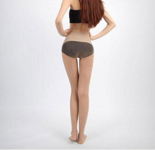 Sexy Seamless Extreme Thin Transparent Sexy Underwear Lingerie Stealth Pantyhose