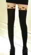 New fashion tights Harajuku soft silk stocking sexy pantyhose Nylon patchwork